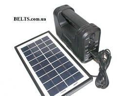 Солнечная система GD-8076 (лампы с солнечной батареей 8076)