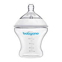 Бутылка антиколиковая 180 мл BabyOno Natural Nursing (5901435406007)