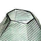 """Стеклянная ваза """"Скала"""" (8426-034), фото 3"""