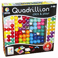 """Настольная игра головоломка Квадрильон (Quadrillion) TM """"Smart games"""""""