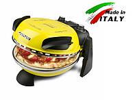 Пічка для піцерії G3 Ferrari Delizia G10006 електричне обладнання піч для випічки піци жовта, фото 1