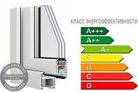 Металопластикове вікно 1400* 1600 профиль VEKA SL 70