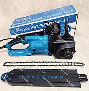 Електропила ланцюгова Kraissman EKS-2000, фото 2