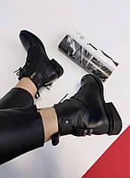 Черевики чорні