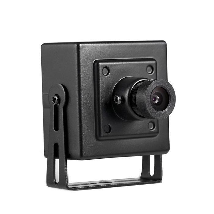 Мини IP камера 2 Мп FullHD 1080P Revotech I706, mini, POE, P2P, Onvif