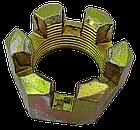 Гайка М 30 х 2,0 корончатая (оси АГ, АГД, УДА), фото 3