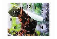 Часы настенные Обезьянка
