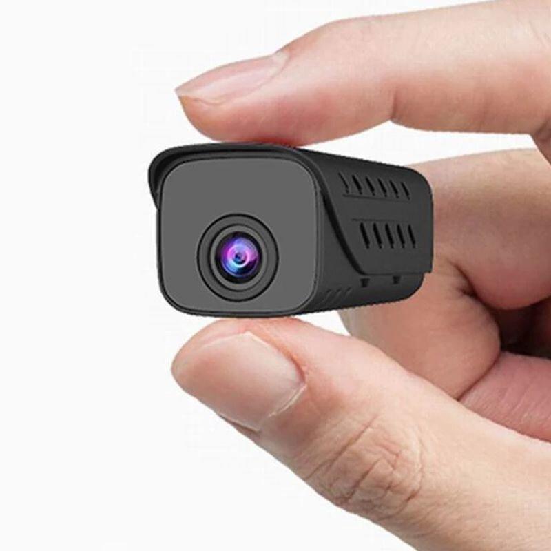 Мини камера - миниатюрный видеорегистратор Ztour H9, 2 Мп, FullHD 1080P, с аккумулятором 850 мАч, 5 часов