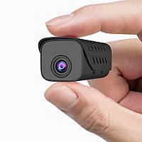 Мини камера - миниатюрный видеорегистратор Ztour H9, 2 Мп, FullHD 1080P, с аккумулятором 850 мАч, 5 часов, фото 1