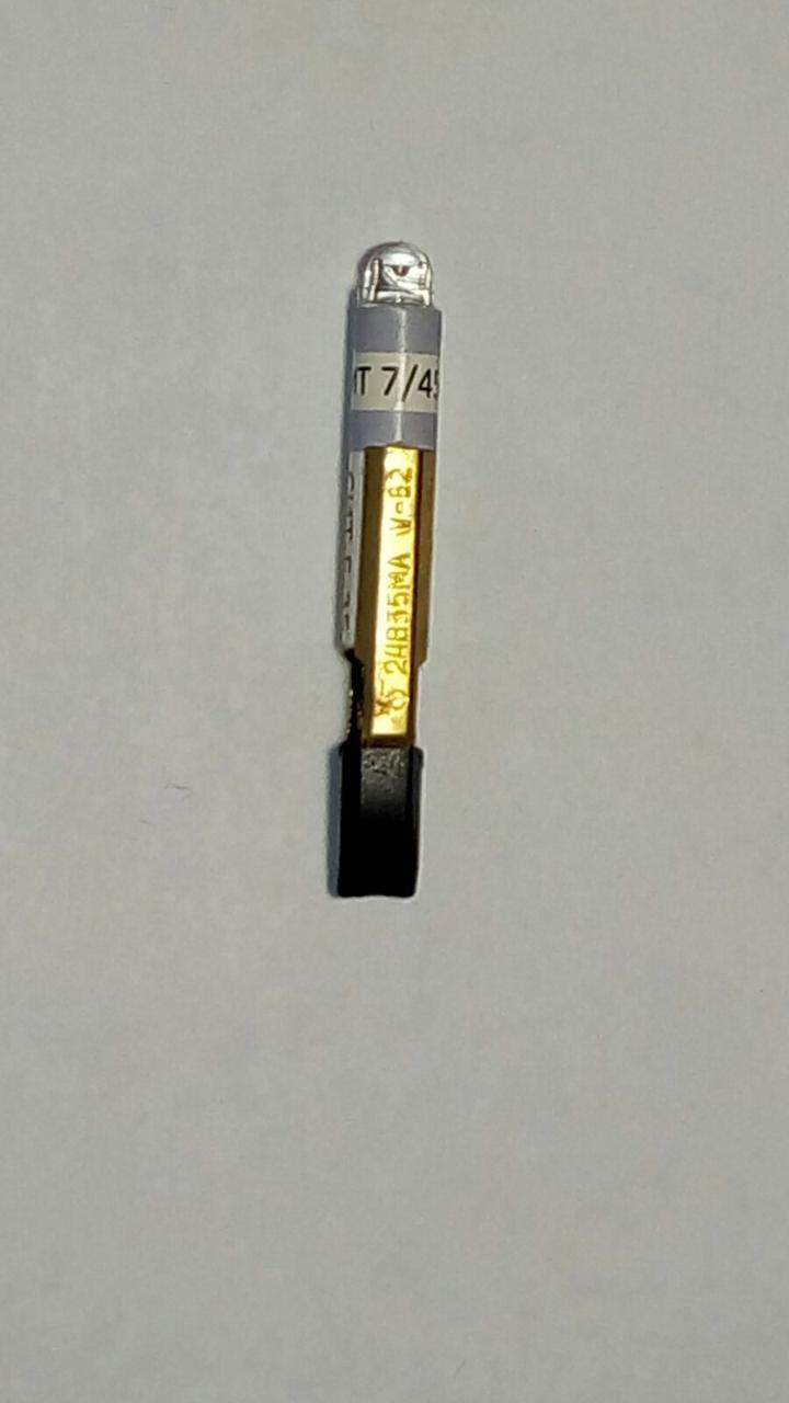 Коммутаторная лампа светодиодная КМ36-50 LED Т6,8 белая