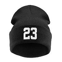 Стильная женская шапка 23