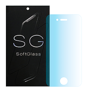 Полиуретановая пленка Apple iPhone 4 SoftGlass