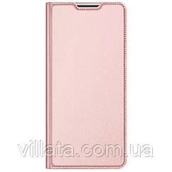 Чехол-книжка для Samsung Galaxy S21+ Dux Ducis с карманом для визиток