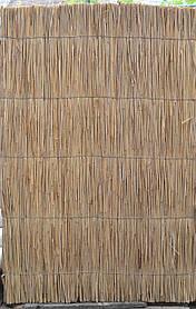 Камышовые маты (плиты из камыша), размер 2 x 1 м