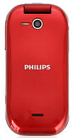 Мобильный Philips E320 (red), фото 1