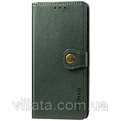 GETMAN Gallant (PU) Кожаный чехол книжка для Samsung Galaxy A52 5G