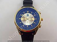 Часы BMW 013580 мужские золотистые с черным