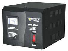Стабилизатор релейного типа  FORTE MAX-500VA