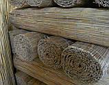 Камышовые маты в рулонах, размер 1,2 x 3 м, фото 6