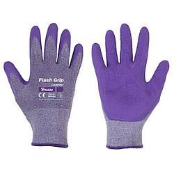 Защитные перчатки FLEX GRIP LAVENDER, размер 6, RWFGLR6