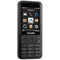 Мобильный Philips E180 Xenium  (black), фото 1