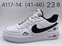 Мужские кроссовки Nike Air Force оптом (41-46)