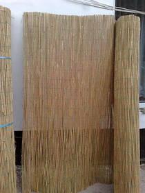 Камышовая рогожка, размер 1,4 х 6 м