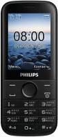 Мобильный телефон Philips E160 Xenium (black)