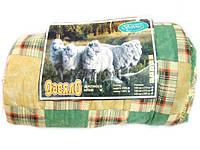 Одеяло ватное Двойной размер. Теплое легкое ватное одеяло двуспальное размер 180х210 см