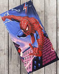 """Пляжний рушник для хлопчиків """"Людина-павук"""""""