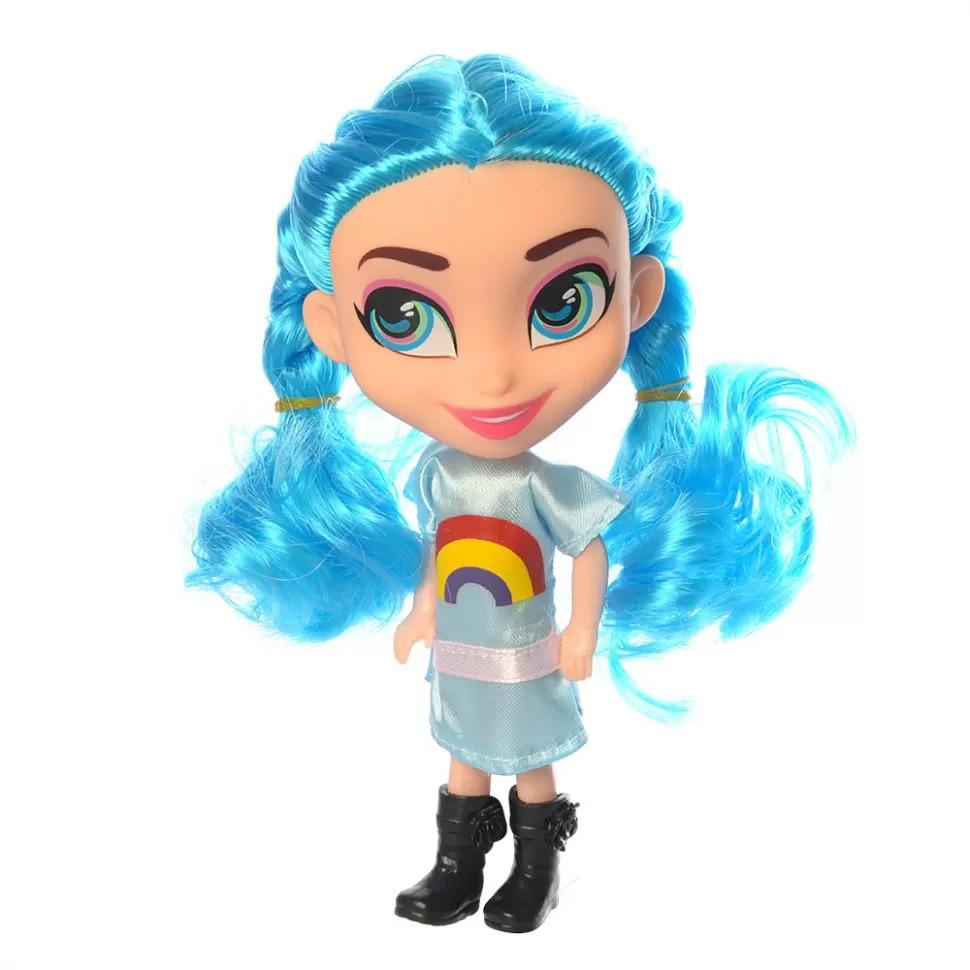 """Оригинальная симпатичная детская кукла """"Hairdorables"""""""