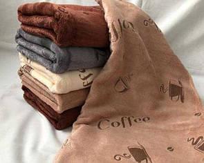 """Рушник лицьове з мікрофібри """"Coffee"""""""