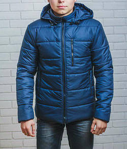"""Стильна чоловіча куртка зимова """"OSKAR"""""""