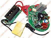 Блок электроники в сборе с выключателем для фена Интерскол ФЭ-2000.