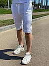 """Стильні чоловічі літні шорти з підкладкою з сітки """"Бертон"""", фото 3"""