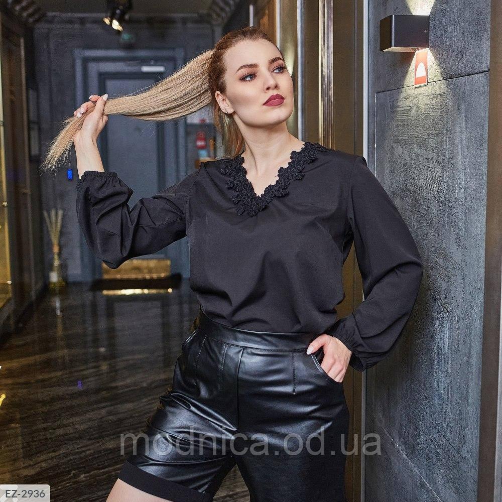 Блуза EZ-2936