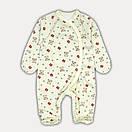 """Дитячий комбінезон-нецарапка чоловічок для новонароджених """"Child"""", фото 3"""