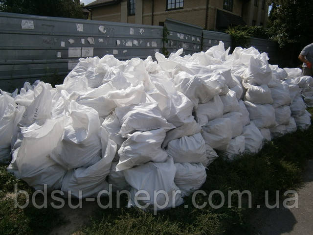 Фасовка мусора
