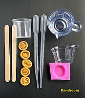 Набір інструментів для роботи з епоксидною смолою