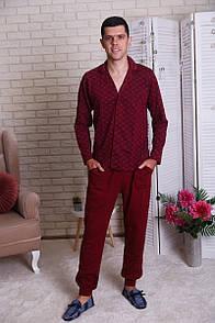 """Уютная классическая мужская пижама """"Theodore"""""""
