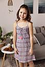 """Милое платье для девочек с орнаментом """"Cherry"""", фото 2"""