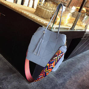 """Набор сумок 2 в 1 в городском стиле в расцветках """"Midtown"""""""