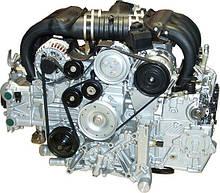 Двигатель (навесное оборудование и электрика).