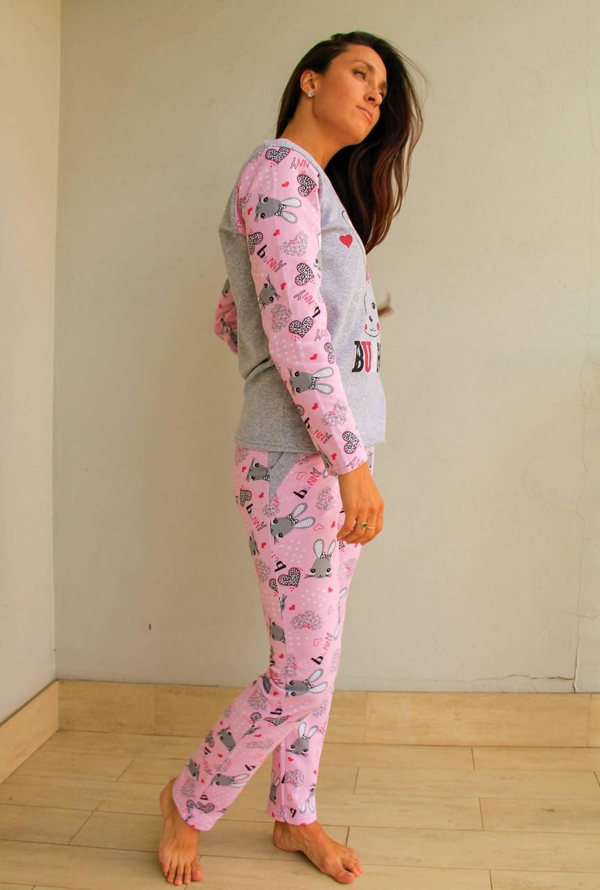 """Комфортная очаровательная красивая женская пижама """"Bunny"""""""