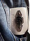 """Стильні жіночі джинсові бриджі з потертостями """"Марі"""", фото 4"""