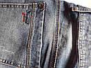 """Стильные женские джинсовые бриджи с поцарапками """"Мариам"""", фото 5"""