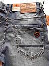 """Стильные женские джинсовые бриджи с поцарапками """"Мариам"""", фото 6"""