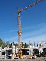 Liebherr 35K башенный кран быстромонтируемый