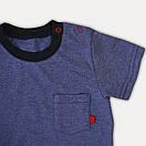 """Класний комплект з брюками і футболкою для малюків """"Котя"""" зростання 74/80/86/68, фото 3"""