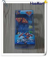 Вакуумные наушники-вкладыши K-08 SUPERMAN